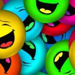 Å være lykkelig og vokse gjennom å leve!